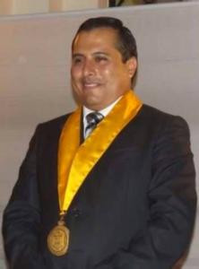 M. Enrique Armando Diaz Peramás, Maire du District du Rimac (Pérou)
