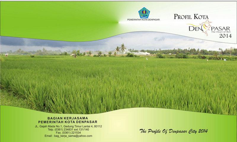 Cooperative Profil Book Of Denpasar City Organization Of World Heritage Cities